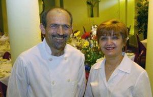 Chefs, Branco and Flora Raiac