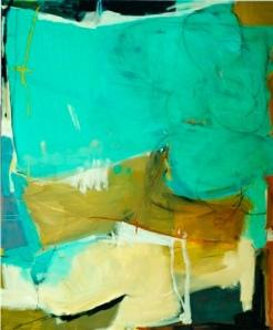 Impressionist painting, oil on canvas