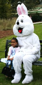 Sea Pines Easter Bunny