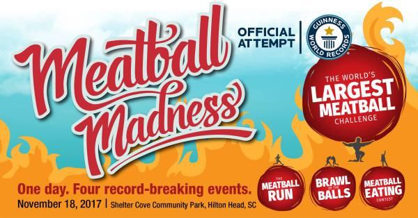 IACHH Meatball Festivall 2017, Shelter Cove Park